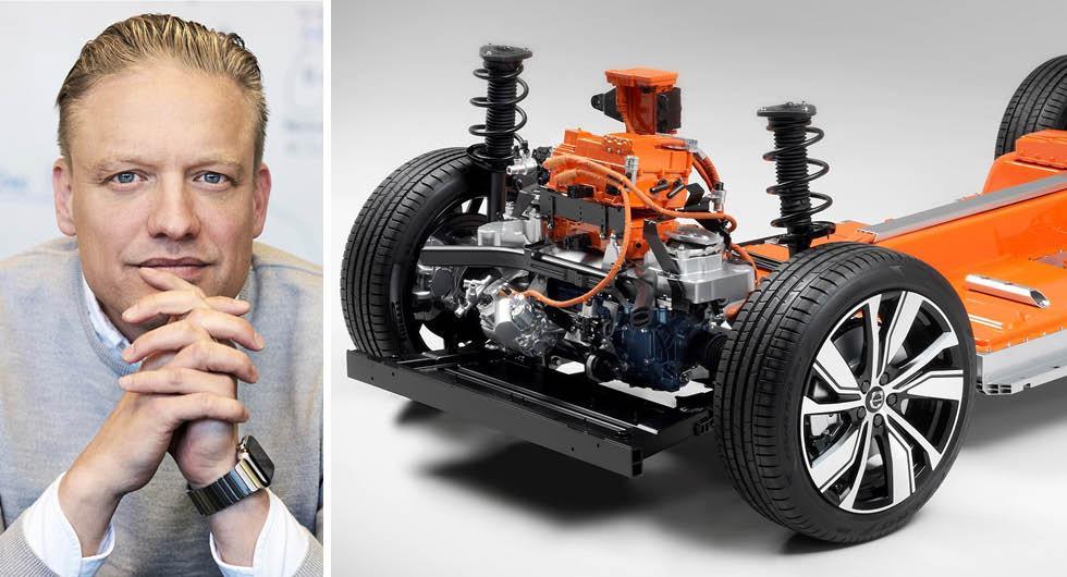 Volvo bekräftar: Ska utveckla egna elbilsmotorer