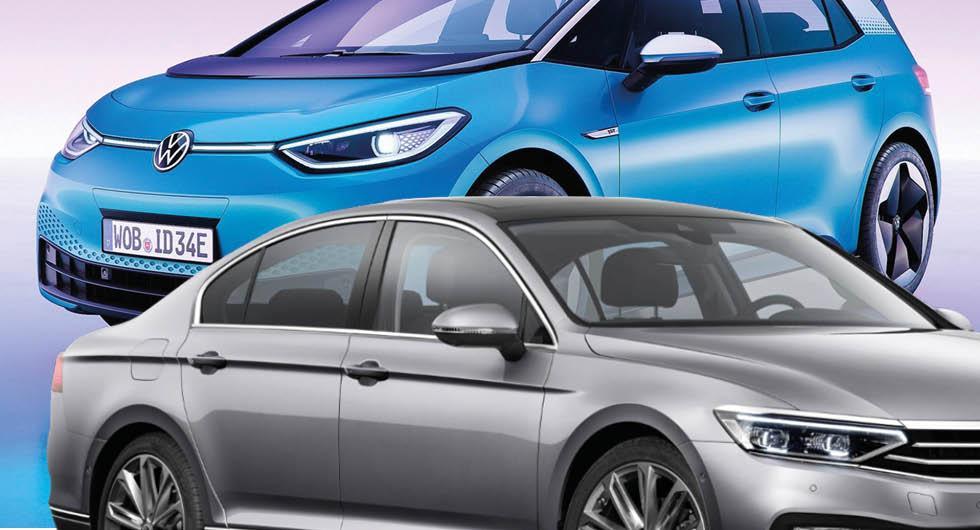 Volkswagens billiga elbil på ingång – här är modellerna som offras