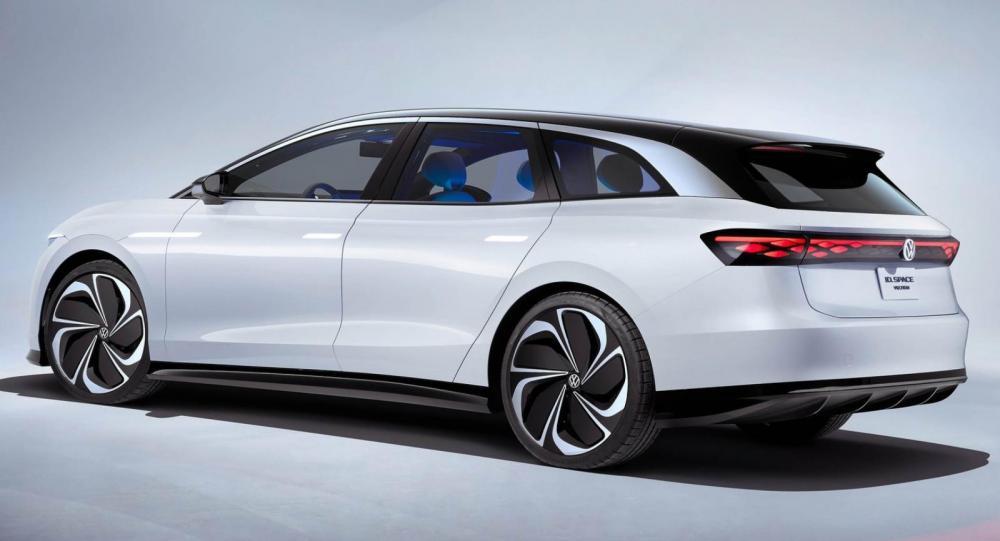 Nya uppgifter om Volkswagens eldrivna kombi – premiär 2023