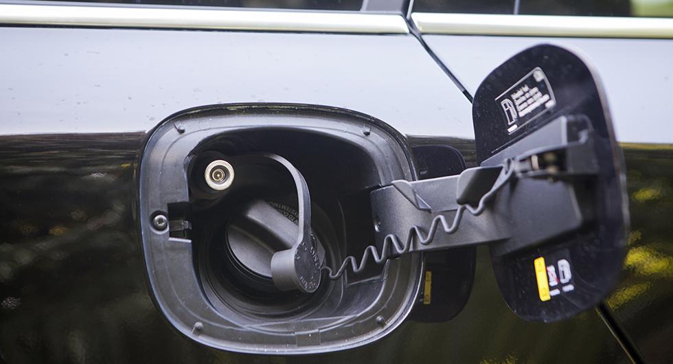 Bilfrågan: Varför inte gasdrivet?