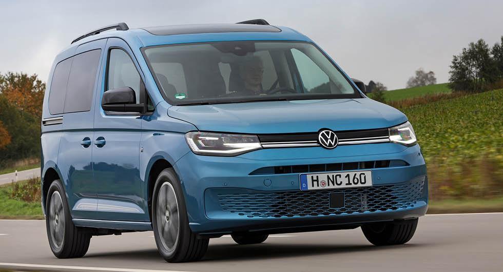 Provkörning: Volkswagen Caddy (2020) | Vi Bilägare