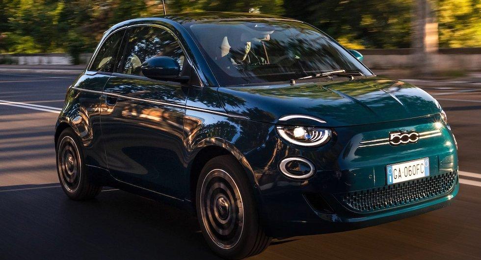 Svenska priser för Fiat 500e – så mycket kostar nya elbilen