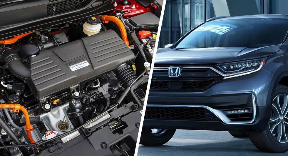 Honda ska sluta sälja förbränningsbilar utan hybridteknik