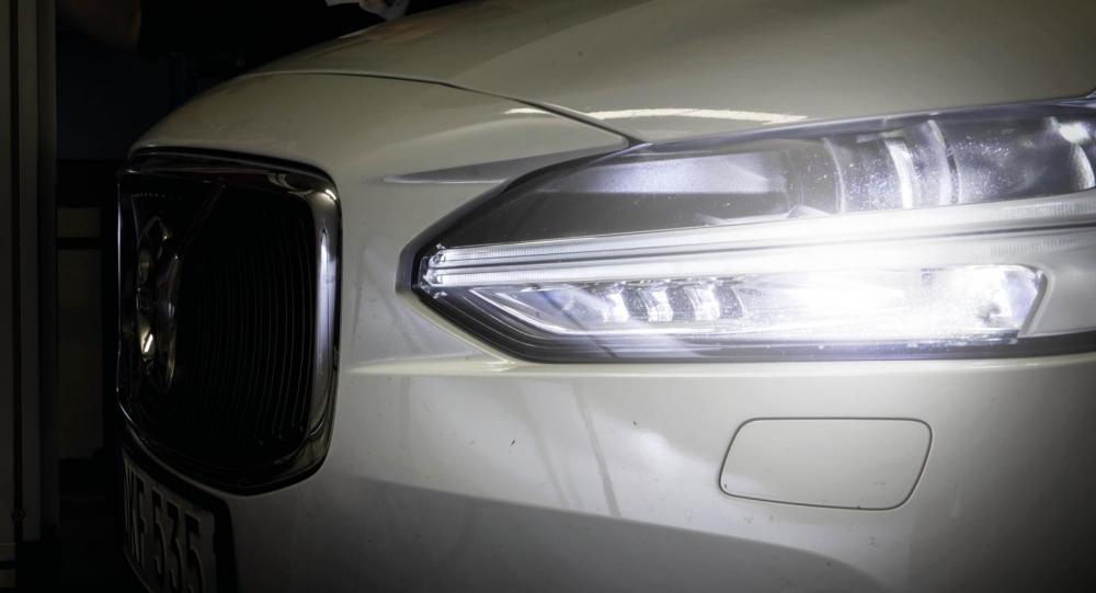 LED-strålkastare svåra att reparera –kan kosta över 40 000 att byta