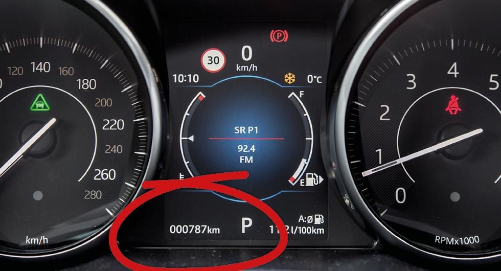 Tusentals bilar mätarskruvade – varningssignalerna du ska se upp med
