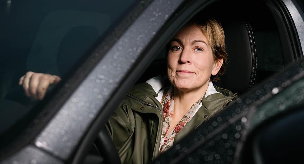 Åsa Erikssons är besviken på verkstädernas hantering av hennes Volkswagen Tiguan.