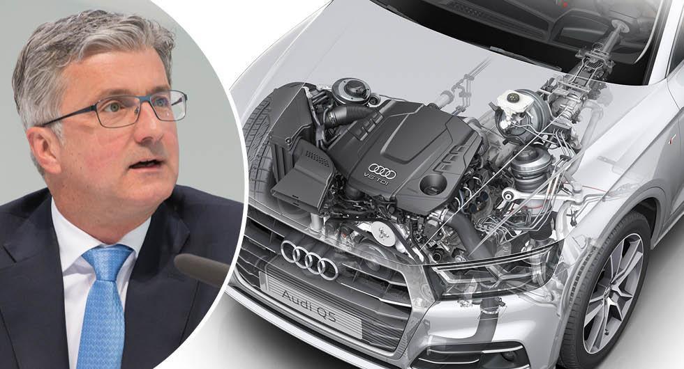 Audichefen i rätten: Ingenjörerna skyldiga till fusket