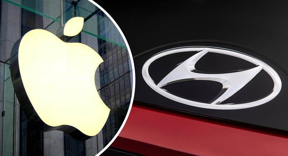 Hyundai backar om Applebilen efter vågat uttalande