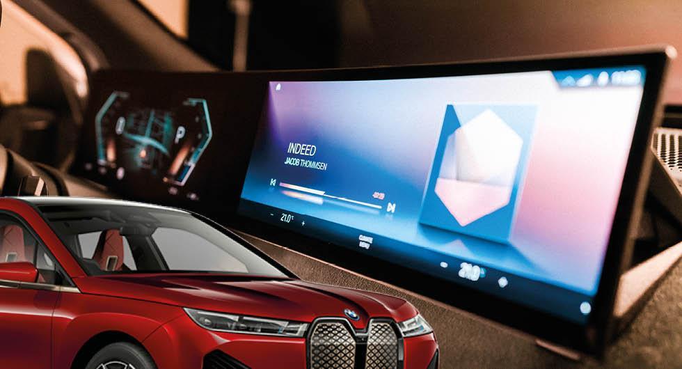 BMW smygvisar nya iDrive – och kontrollvredet blir kvar