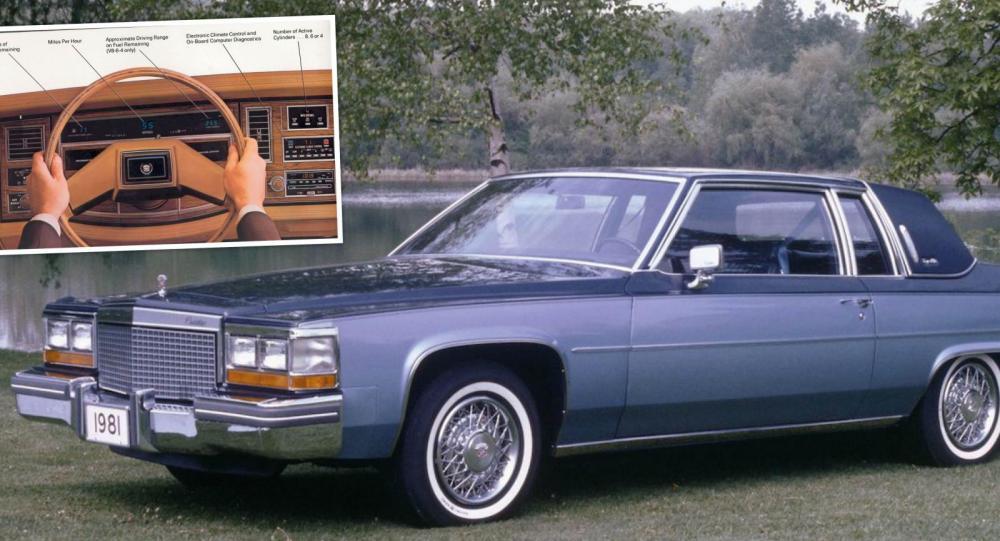 Cadillac och den haltande halvan