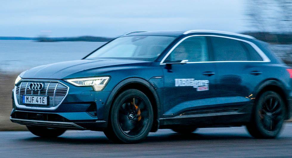 Norska rekordsiffrorna: Audi kör om alla konkurrenter