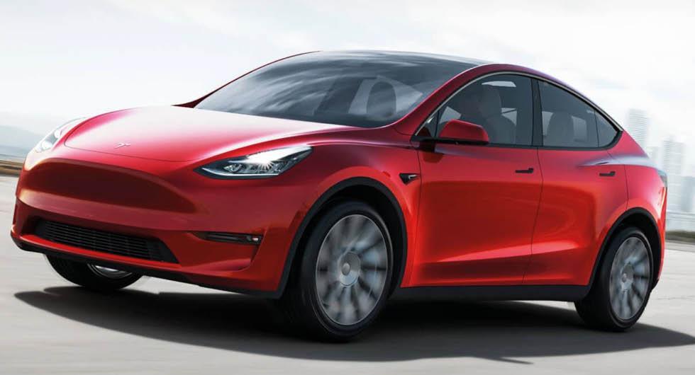 """Tesla Model Y Standard Range: Ny """"snikversion"""" på ingång"""