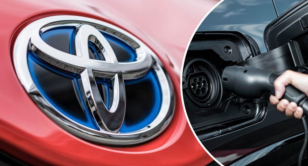 """""""Sluta skratta åt Toyota – de kan köra om alla andra"""""""