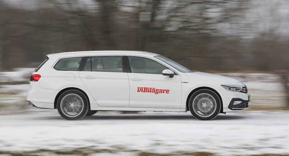 Volkswagen Passat Sportscombi är en bil som passar svenskar och svenska förhållanden.
