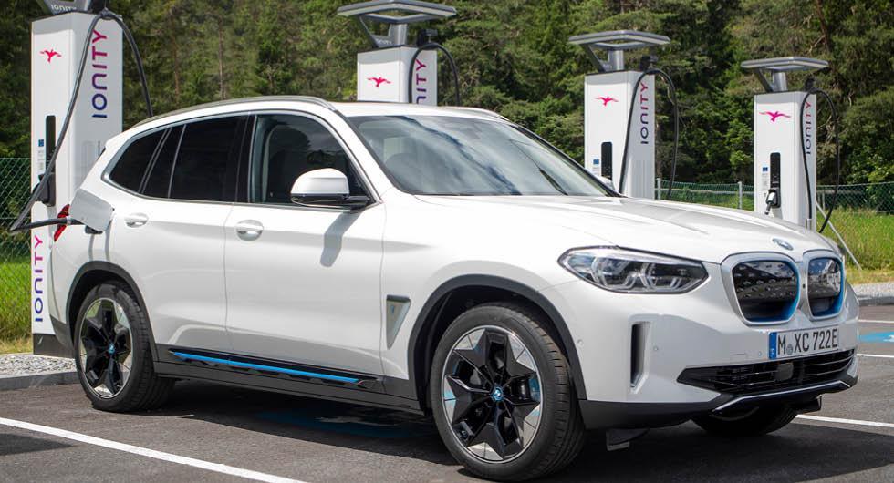 BMW lanserar nytt abonnemang för billigare laddning