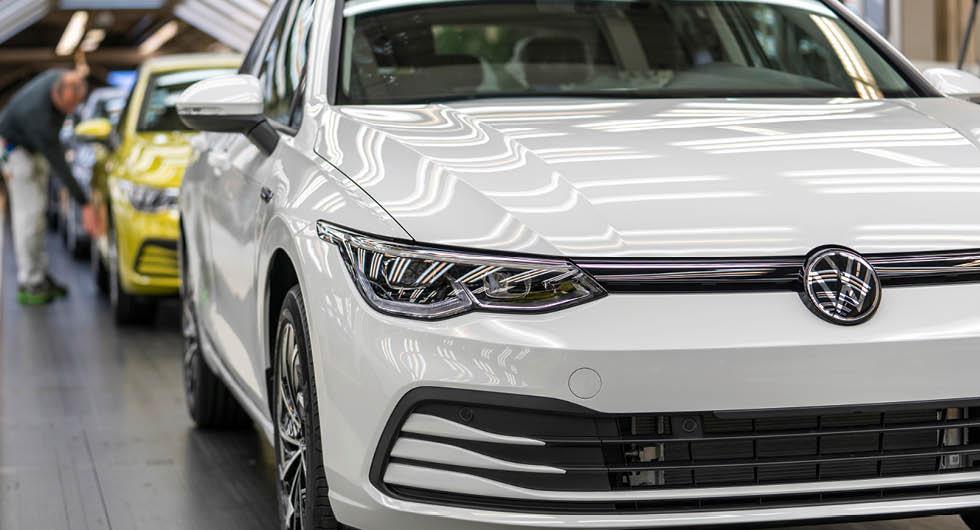 Batteribrist sätter käppar i hjulen för Volkswagen