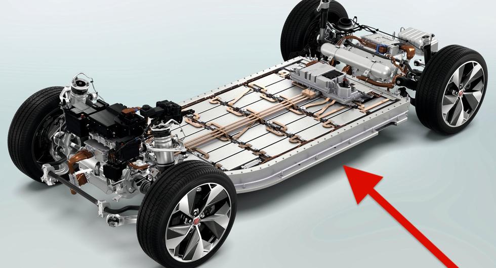 Mystiskt fel i Jaguar I-Pace kostar 350 000 att reparera