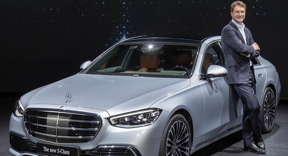 Mercedes: Förbränningsmotorer är fortfarande en kassako