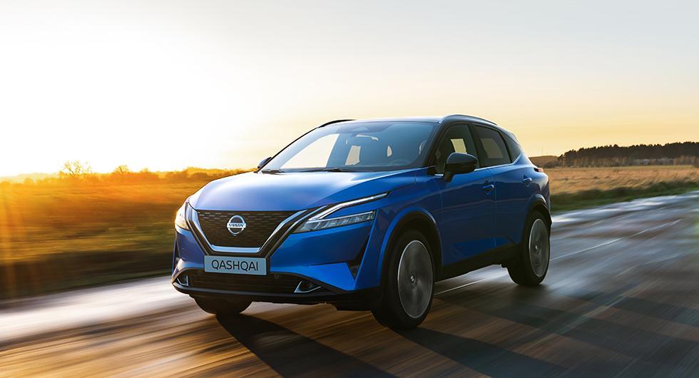 Här är nya Nissan Qashqai