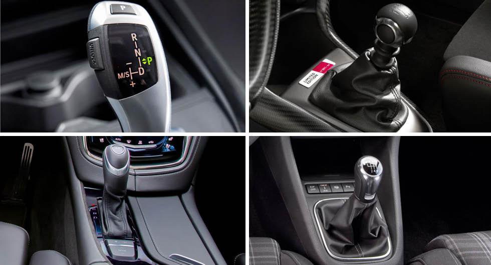 Quiz: Tar du bilmodellen på växelspaken?