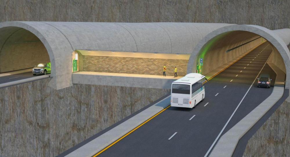 Elbilar gör nya tunneln 300 miljoner billigare