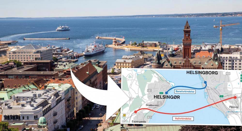 Så blir nya biltunneln till Danmark – kan spara över 50 minuter