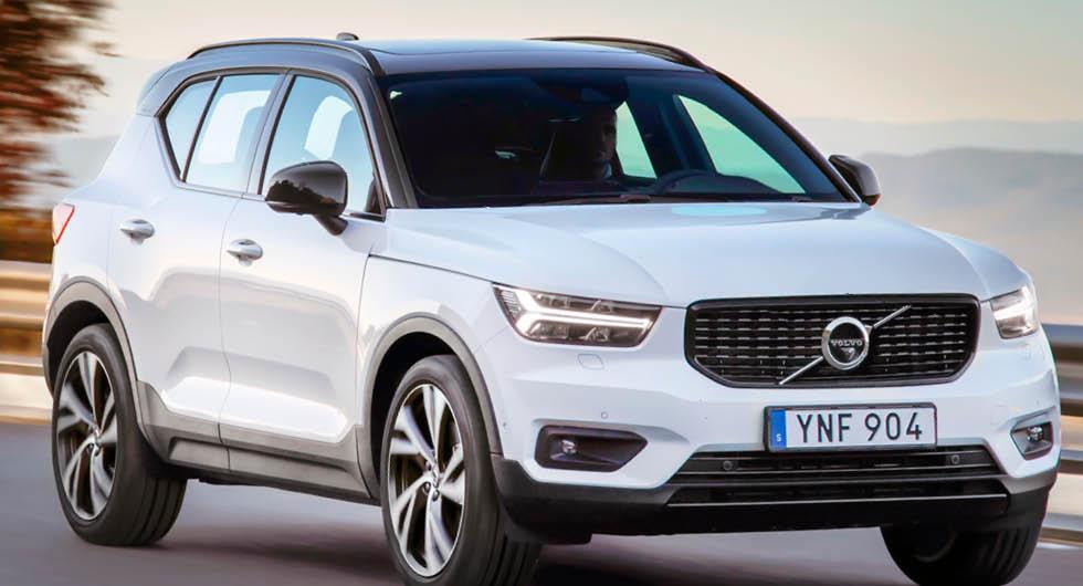 Volvo XC40 återkallas för fel i bromssystemet
