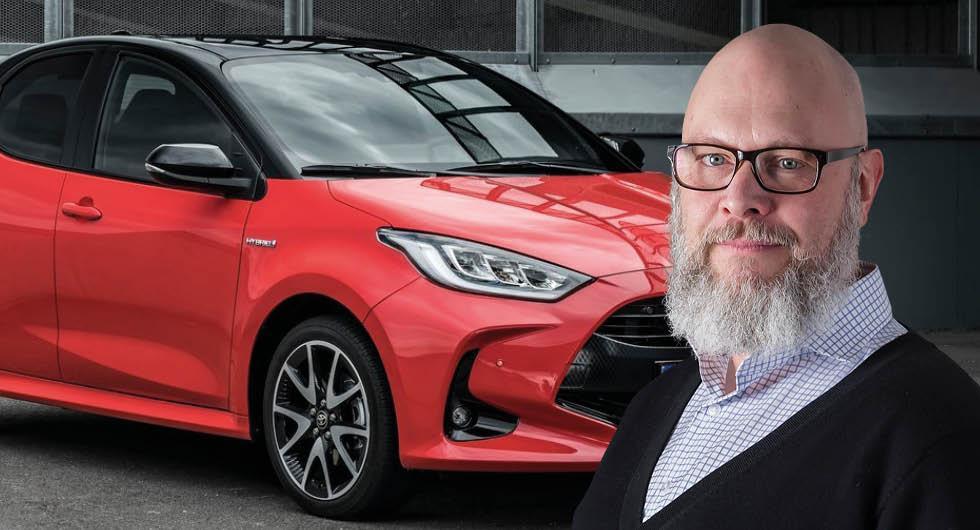 """Toyota Yaris blev Årets Bil: """"Tilltalar många och retar få"""""""