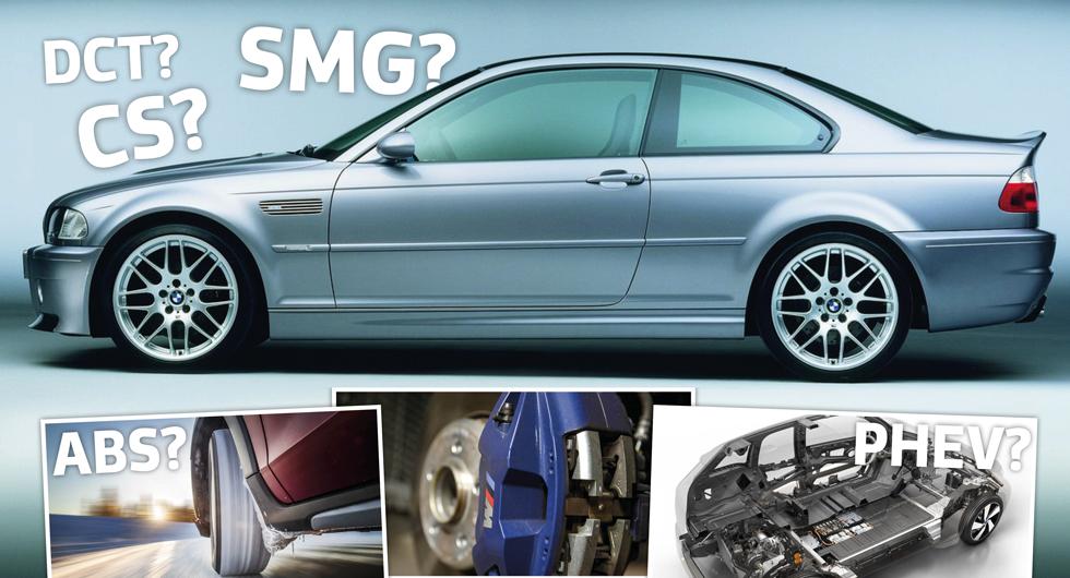 Quiz: Hur bra koll har du på bilarnas förkortningar?