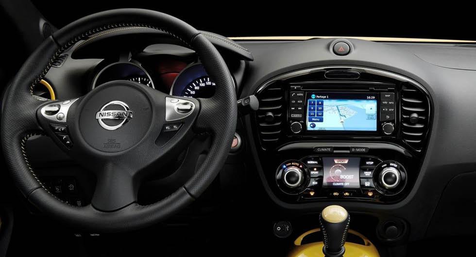 Nissan återkallar – krockkudden kan slitas sönder