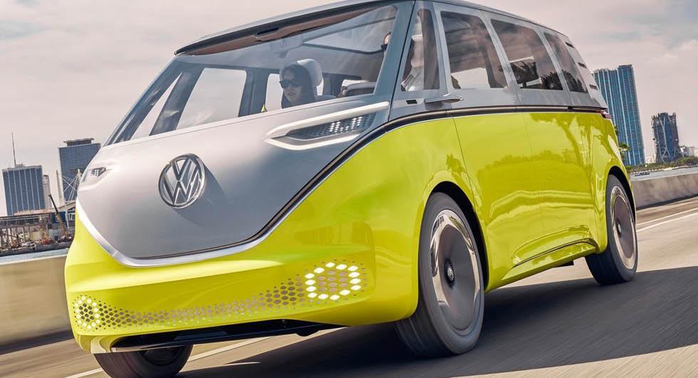 Volkswagens udda nyhet: Byter namn till Voltswagen?