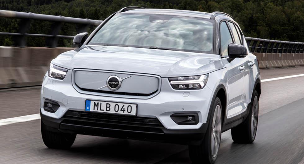 Volvos besked: Bara elbilar 2030 – och de ska bara säljas på nätet