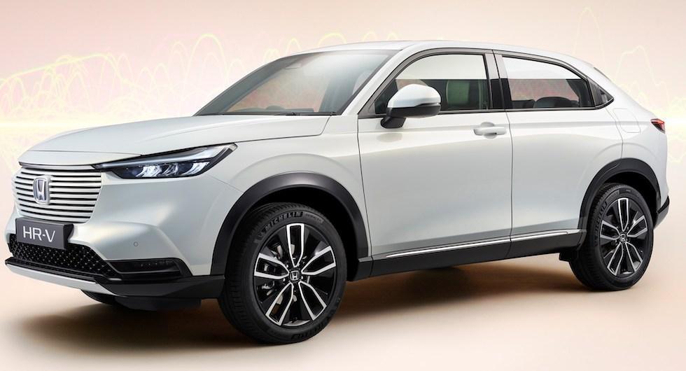 """Honda HR-V får klurigt hybridsystem: """"Känns som en elbil"""""""