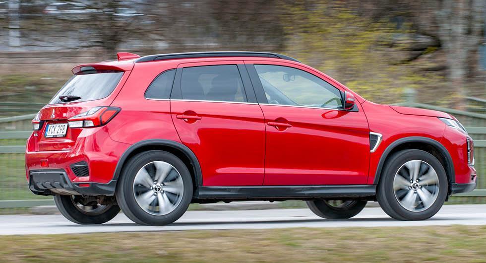 Nya bud: Mitsubishi stannar i Sverige – får ny generalagent