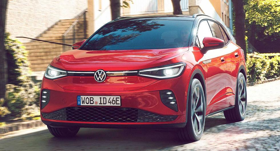 Officiell: Här är nya Volkswagen ID.4 GTX