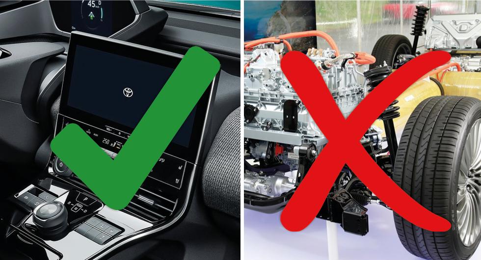 Biljättarnas nya utmaning: Nu är det mjukvara som gäller