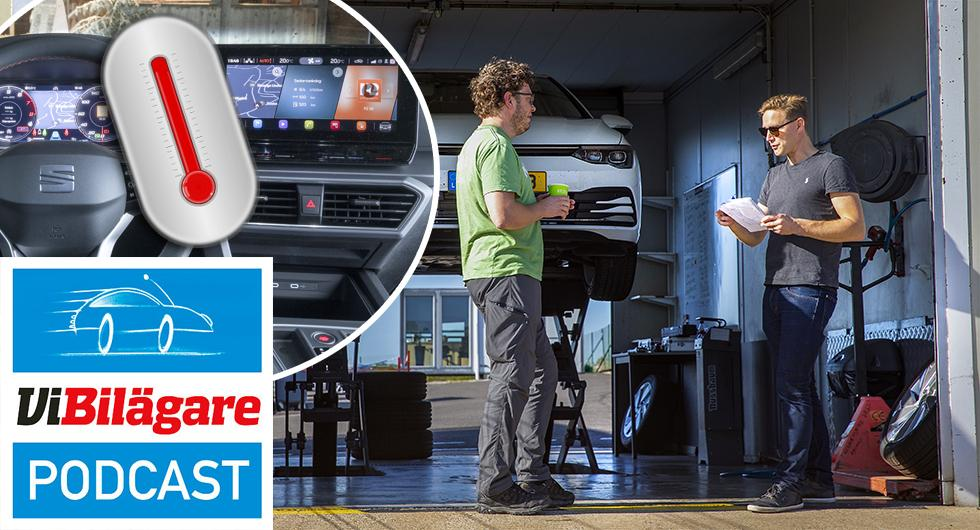 Fler däckfrågor, Bilrådet återvänder och nytt från långtestarna