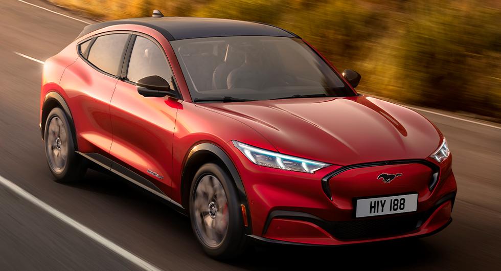 Fords bilar blir allt mer tekniskt avancerade. Foto: Ford