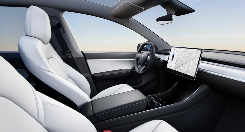 Tesla: Våra bilkameror är inte aktiverade i Kina