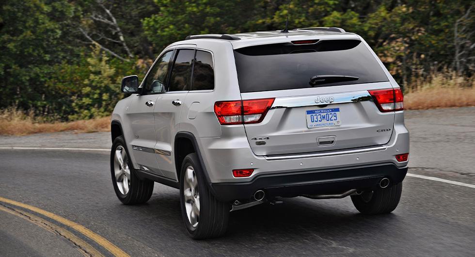FCA fuskade med utsläppen på både Jeep Grand Cherokee och Dodge Ram 1500 med dieselmotor, enligt anklagelserna.