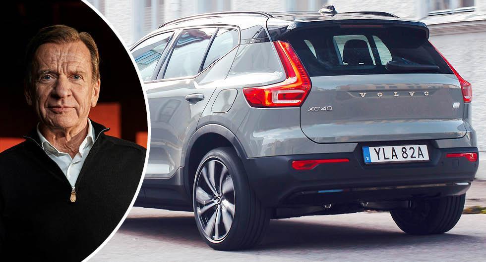 """Volvochefen: """"Vi måste sätta stopp för rabattkriget"""""""