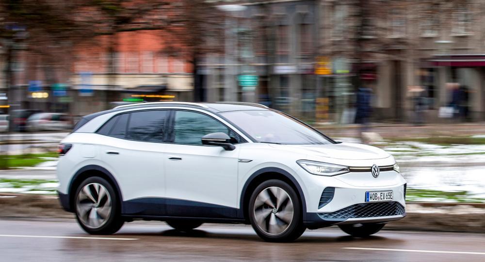 Volkswagen ID.4 vann Årets Bil globalt 2021