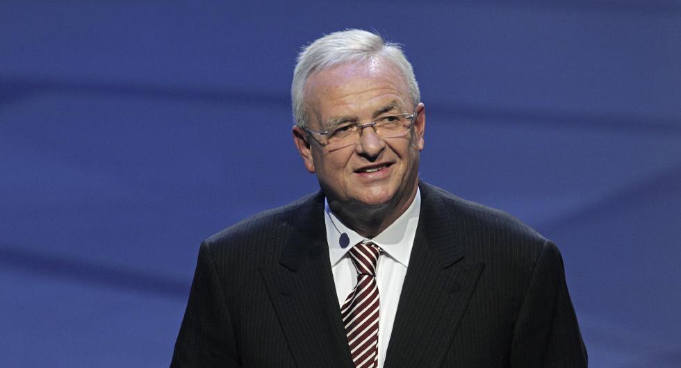 Martin Winterkorn avgick som vd för Volkswagen i september 2015. Foto: Wikimedia Commons