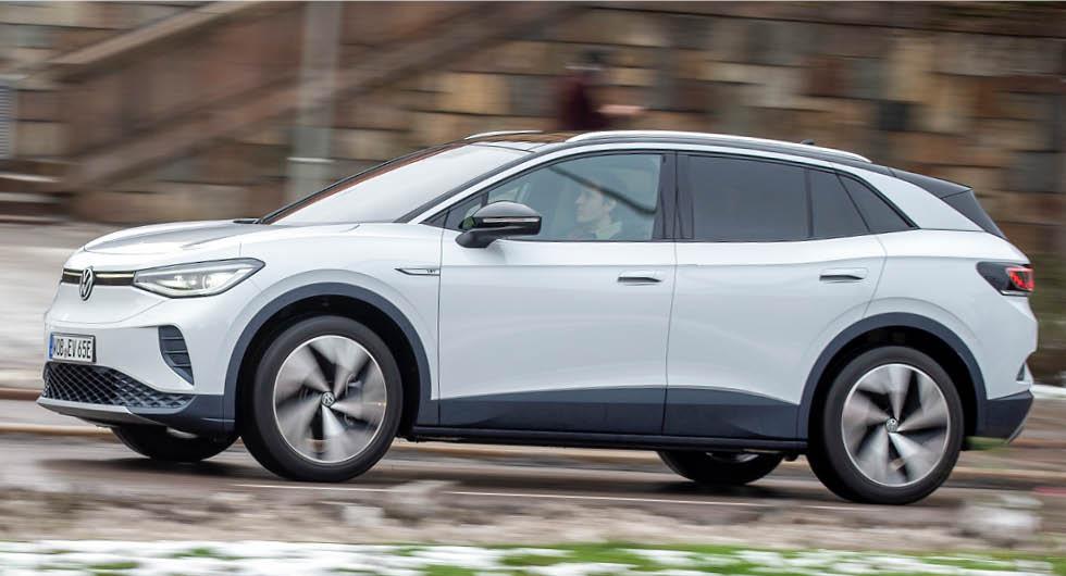 Bilförsäljningen upp 20 procent – Volkswagen i topp