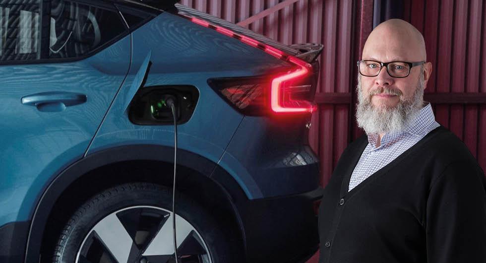 """""""Utan ström stannar bilen – staten måste ta ansvar"""""""