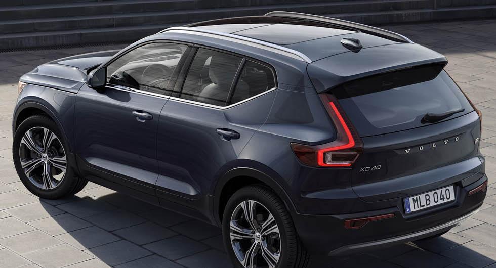 Volvos nya siffror: Dubblar försäljningen i april