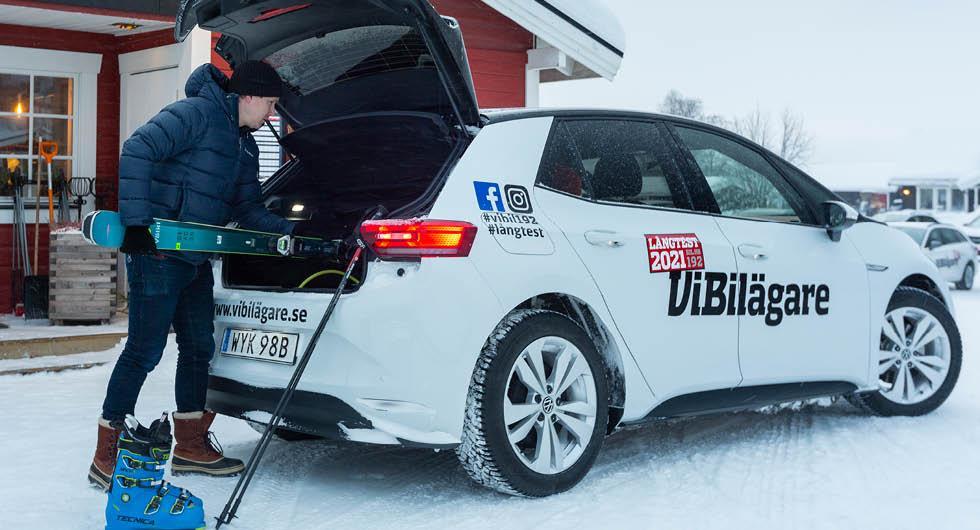 """""""Jag saknar att köra elbil – men saknar inte ID.3"""""""