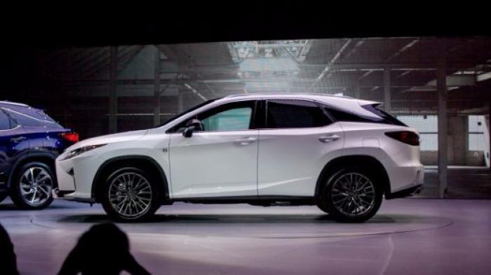 Ökad försäljning av Lexus
