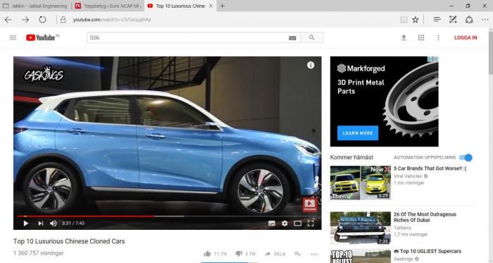 Volvo xc 40 eller 60 år 2018