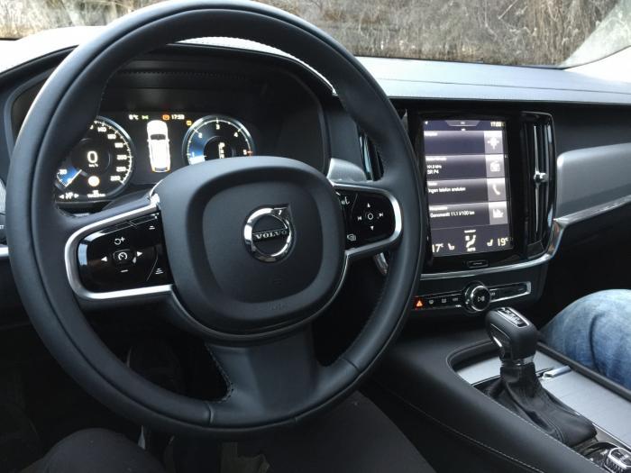 Volvos nya ratt ologisk?